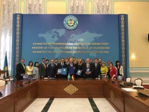 15.Sitzung der Deutsch-Kasachischen Regierungskommission