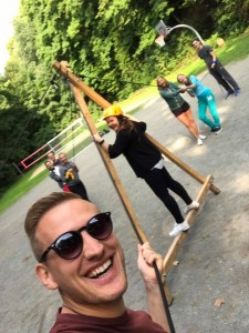 Sommercamp 2017 Tag1