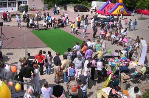 JSDR Sommerfest in Halle/Saale