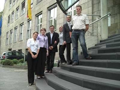 JSDR Nordrhein-Westfalen Integrationsbeauftragter