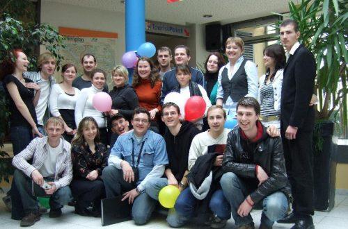 Gruendung des Bundesverbandes Jugend- und Studentenring der Deutschen aus Russland