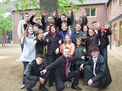 Grundung des JSDR Landesverbandes in Nordrhein-Westfalen