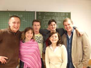 Grundung der JSDR-Gruppe Bayern